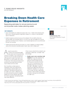 Health Care Costs Positioning Statement