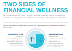 Two Sides of Financial Wellness