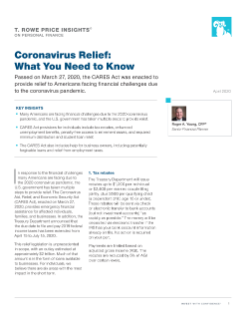 Coronavirus Relief: What You Need to Know