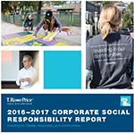 2016 and 2017 CSR Report Image