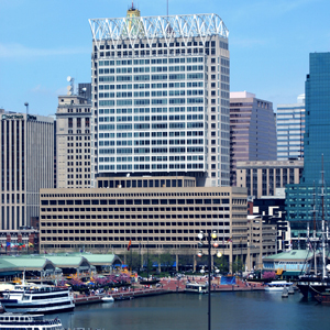 T. Rowe Price Headquarters in Baltimore, MD.