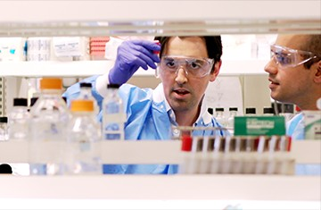 T. Rowe Price invest at lab facility Strategic Investing from the Laboratory