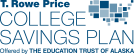 TRP College Savings Plan Logo